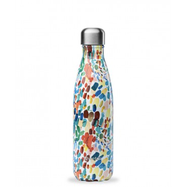 Bouteille Inox Isotherme Arty - Qwetch