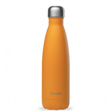 Bouteille Isotherme Pop Orange - Qwetch